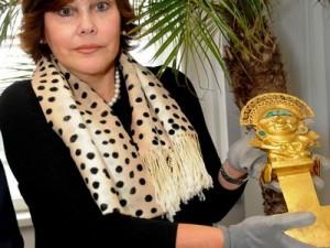 Exposición en Viena, Austria: 1000 años del oro inca, herencia cultural de Perú
