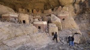 Hallan en Chinisiri, Chumbivilcas, Cusco más de 50 chullpas de la época preincaica