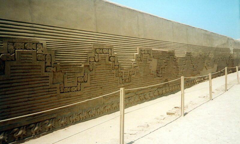 Reabren complejo arqueológico de Chan Chan a visitas de turistas