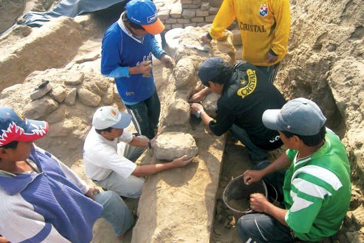 Chotuna-Chornancap, Investigaciones Arqueológicas y Conservación