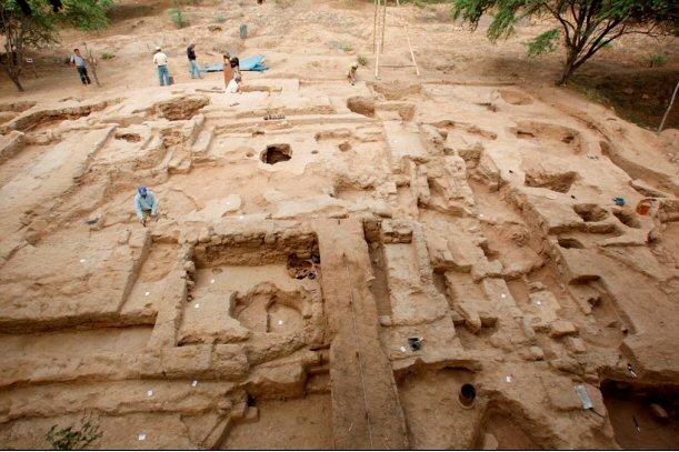Jotoro: el imperio Wari en la región Lambayeque