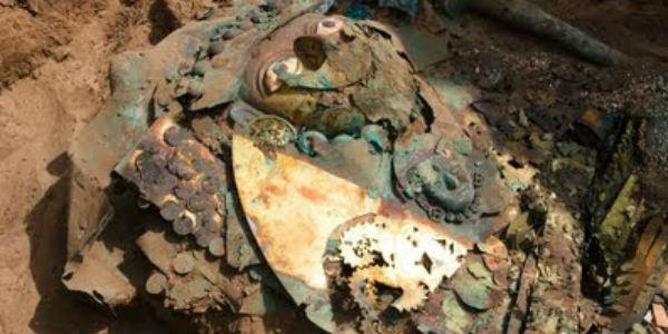 Exhibirán por primera vez tesoros del ajuar del Señor de Úcupe, Lambayeque, Perú