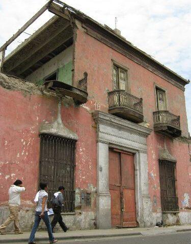 Formarán comité para defender el patrimonio histórico de Trujillo