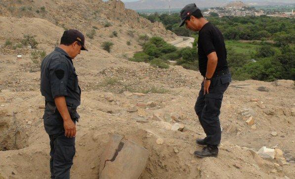 Unos 80 procesos por daños al patrimonio registra región Lambayeque