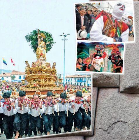 SAN SEBASTIÁN EN CUSCO: La fiesta del Patrón