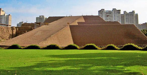 Principales sitios arqueológicos de Lima