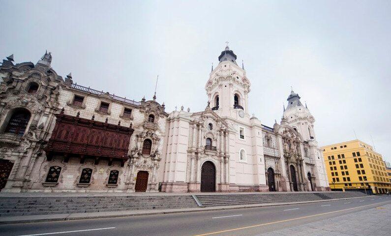 Lima La Bella: Plaza Mayor, Palacios e Iglesias