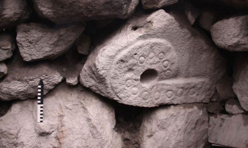 Oráculo de la cultura Chavín de más de 3 mil años de antigüedad, fue hallado en Lambayeque