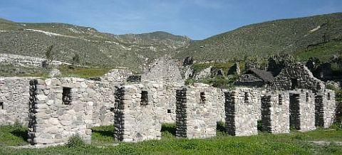 Recuperan y ponen en valor el complejo arqueológico Uyo Uyo en el valle del Colca