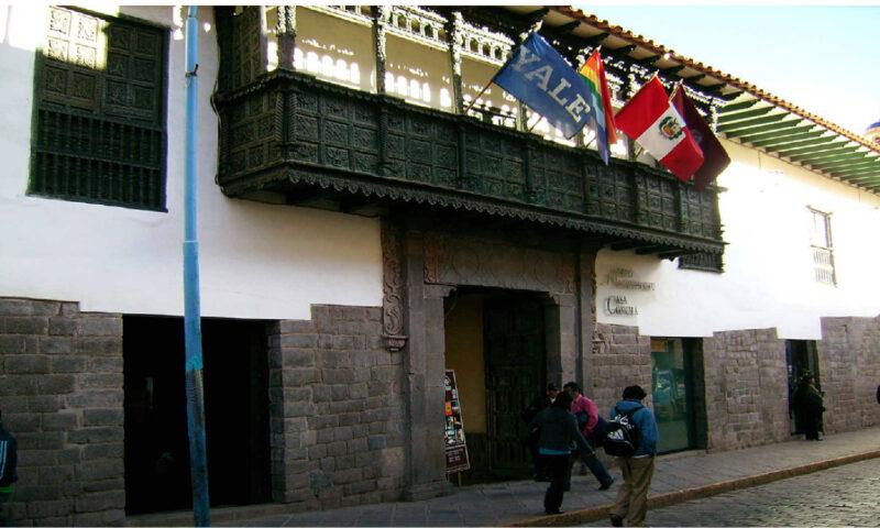 El Museo Machu Picchu de la Casa Concha, Cusco