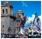 Calendario de Fiestas del mes de Mayo en Perú
