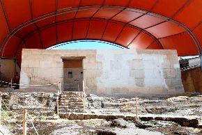 Culminan trabajos de conservación en Cuarto del Rescate de Atahualpa, Cajamarca