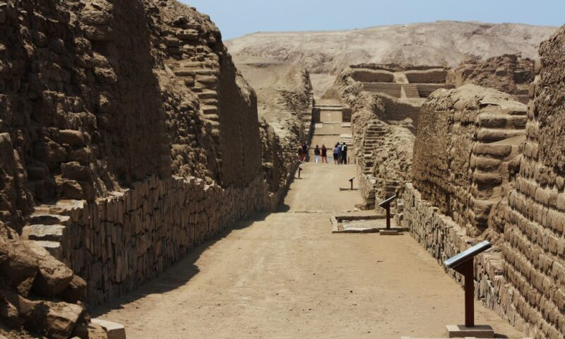 Se incrementan visitas a Santuario de Pachacamac