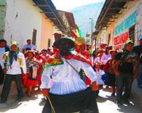 Calendario de Fiestas del mes de Setiembre en Perú