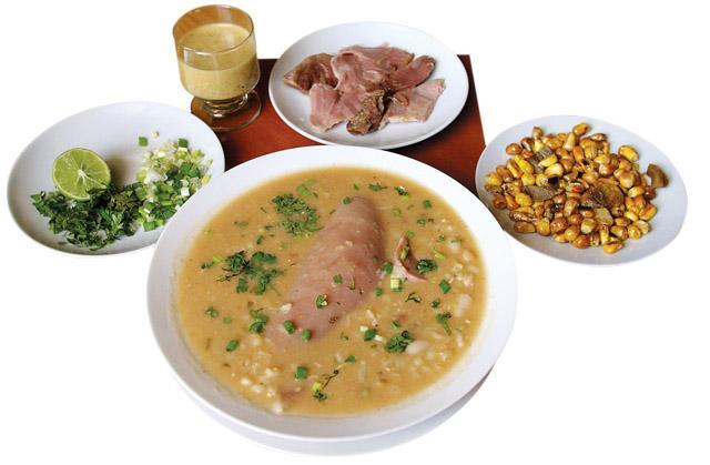 Deliciosamente Trujillano; Platos típicos de la Gastronomía de la Capital de la Primavera