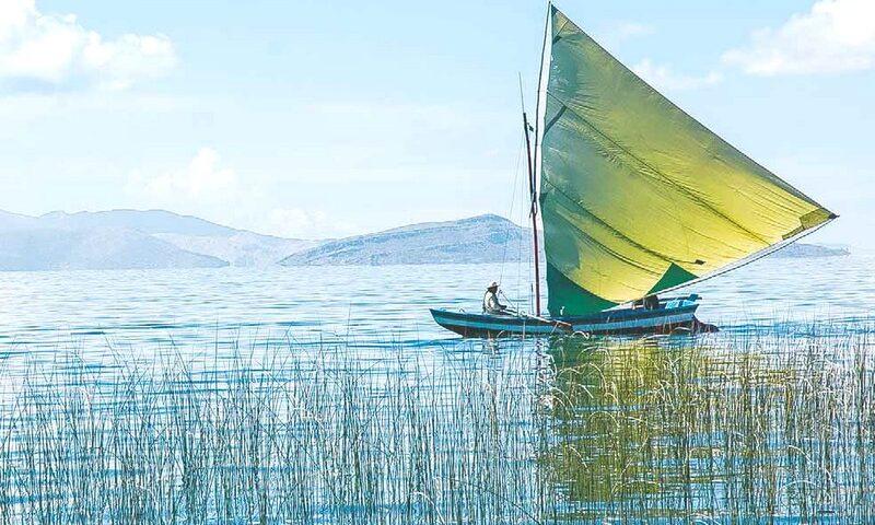 ANAPIA, isla de las vivencias, plenitud en el Lago Titicaca