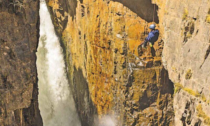 Cotahuasi, Arequipa: aventuras de cañon