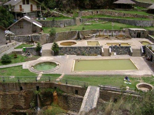 Ocho baños termales del Perú que debes visitar