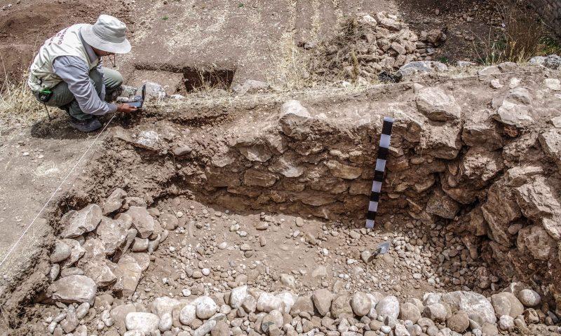 Descubren restos arqueológicos en el sitio Inca de Hatun Xauxa