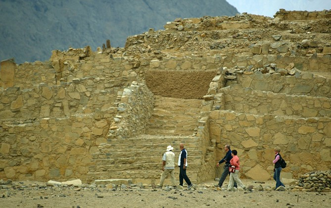 Caral archaeological site to welcome visitors on New Year's Eve