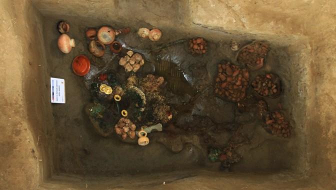 Chornancap Priestess discovery details into a book