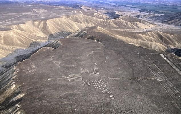 Implementarán un proyecto para proteger a geoglifos de Nasca