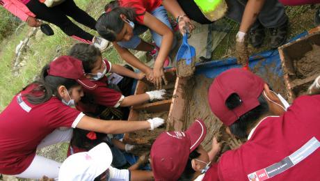 Dirección Desconcentrada de Cultura de Huánuco culmina II Taller de Arqueología en Kotosh