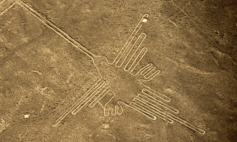 Mysterious Nazca Line Geoglyphs Formed Ancient Pilgrimage Route