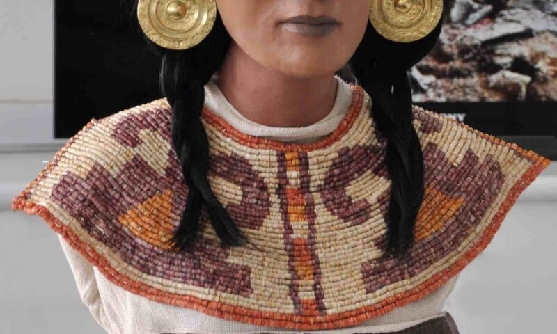 DNA test to determine ancient Chornancap priestess origin