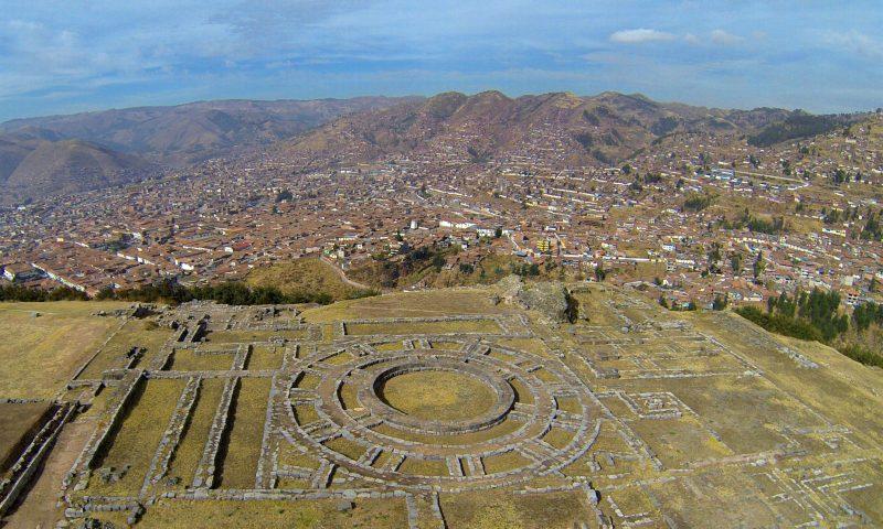 Monumentos arqueológicos del Cusco estan proteguidos ante fenomeno del Niño
