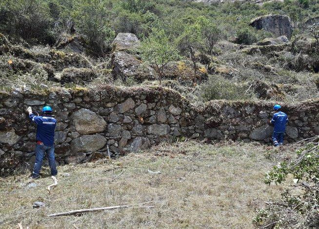 Descubren nuevo recinto ceremonial y andenería inca en Ollantaytambo