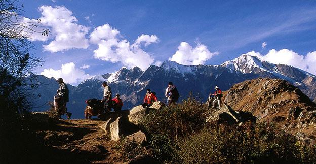 De Choquequirao a Machu Picchu