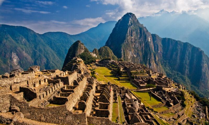 Tecnología LIDAR en el estudio de Machu Picchu y el Gran Pajatén abre nueva era