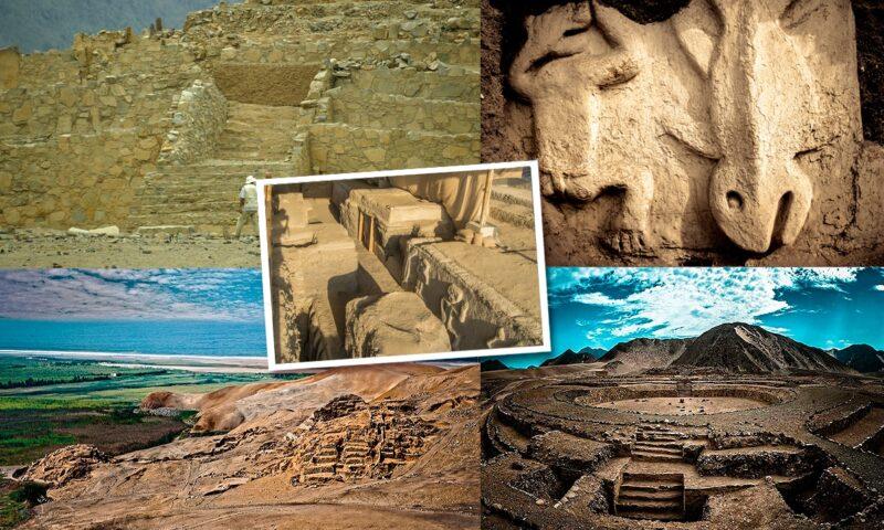 Visita la Ciudad Sagrada de Caral, Áspero y Vichama