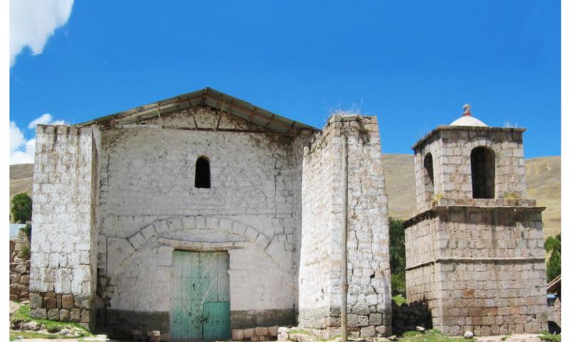 Declaran a Templo San Sebastián de Llusco de Chumbivilcas como Patrimonio Cultural de la Nación