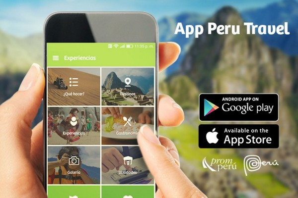 Peru Travel listed among best tourism apps in the world