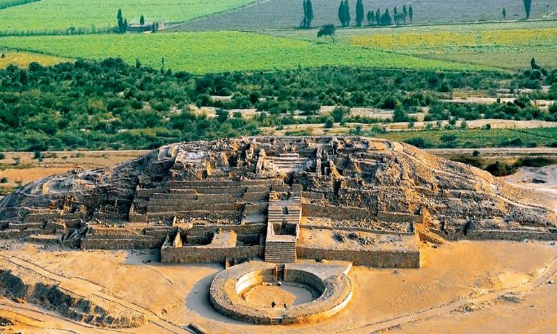 Caral no está en peligro gracias a las precauciones de antiguos peruanos