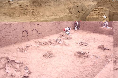Chan Chan: el conjunto amurallado Utzh An evidencia reocupación chimú-inca