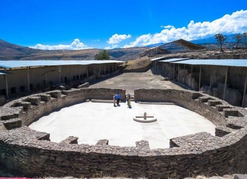 Wari : primer imperio del Perú