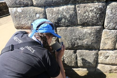 En el proyecto de investigación Cusco-Pata, liderado por el Ingemmet, se emplearon métodos geológico-estructurales y de arqueosismología.