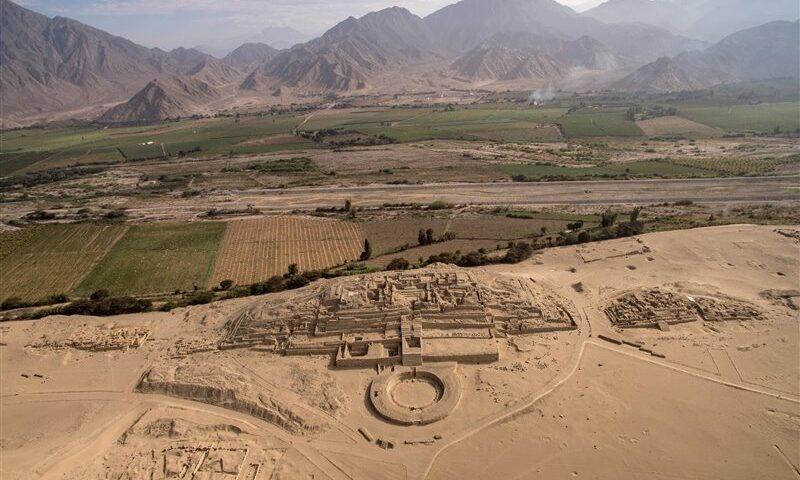 Caral, una gran civilización en el norte de Perú