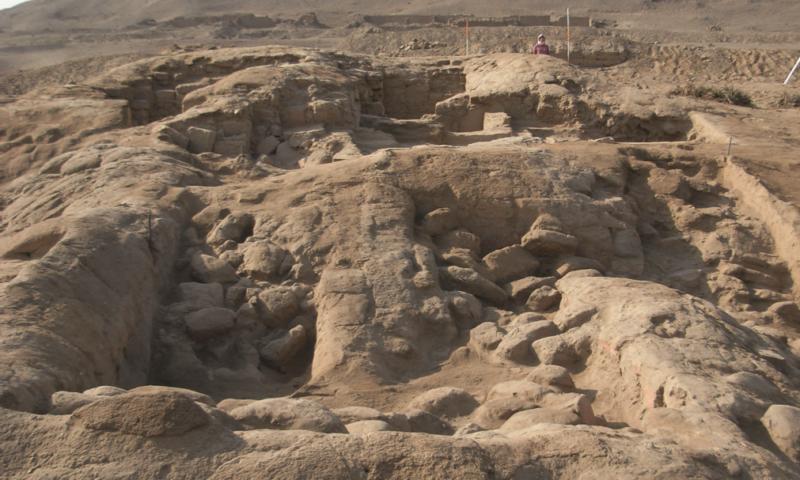 Arquitectura Inca como expresión de poder: Pachacamac