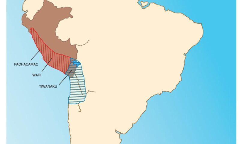 Los Estados Panandinos: Wari y Tiwanaku