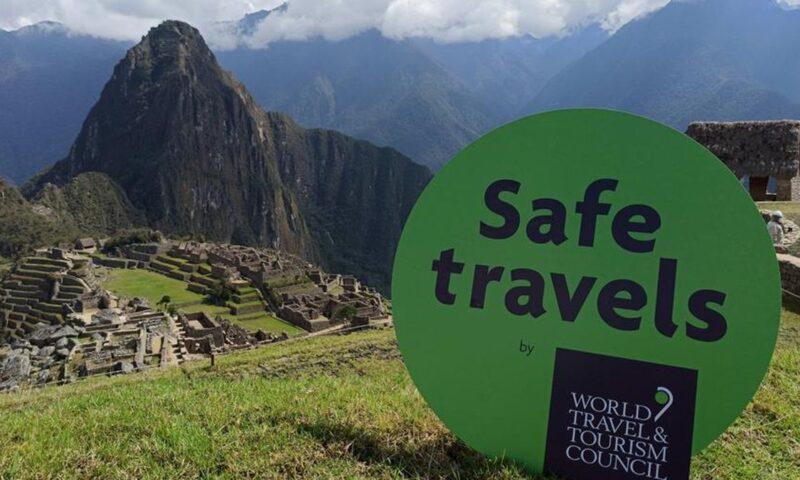 Ceremonia de reapertura de Machu Picchu